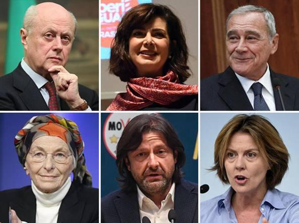 Camera e Senato: eletti i capigruppo