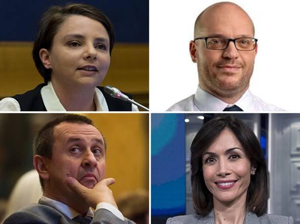 Camera, eletti vicepresidenti: Carfagna, Spadoni, Fontana e Rosato