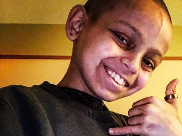 È morto Lele Joker, baby youtuber ucciso da un neuroblastoma