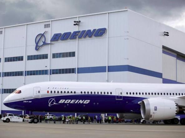 Boeing colpita da virus Wannacry.