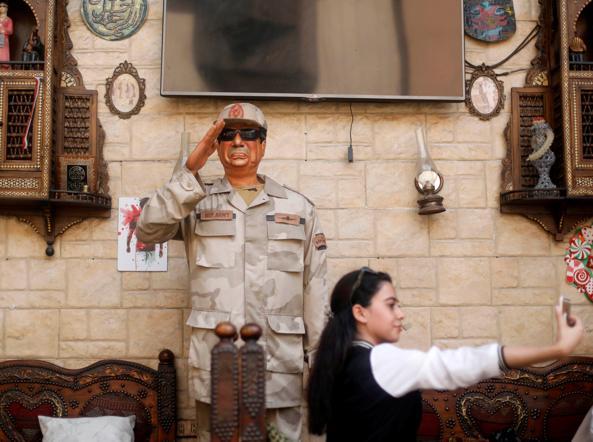 Egitto, al-Sisi presidente con il 97,08% dei voti
