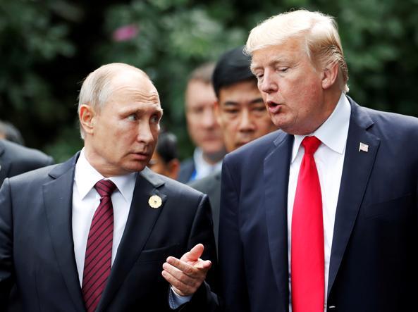 Invito di Trump a Putin