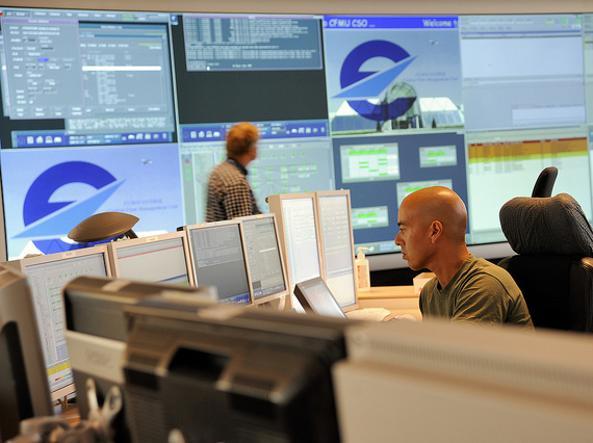 Caos nei cieli europei per problema tecnico Eurocontrol