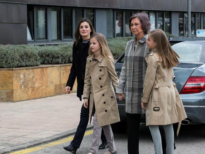 La Regina Letizia e la suocera Sofia: amiche mai