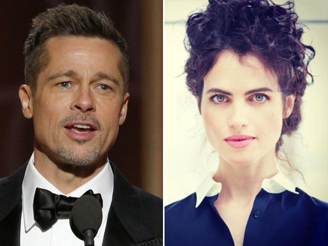 Brad Pitt ha una nuova amica, la prof Neri Oxman che somiglia ad Angelina