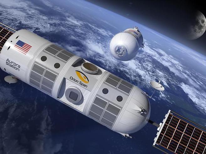 Pronto il primo «resort» spaziale Costerà 800 mila dollari al giorno