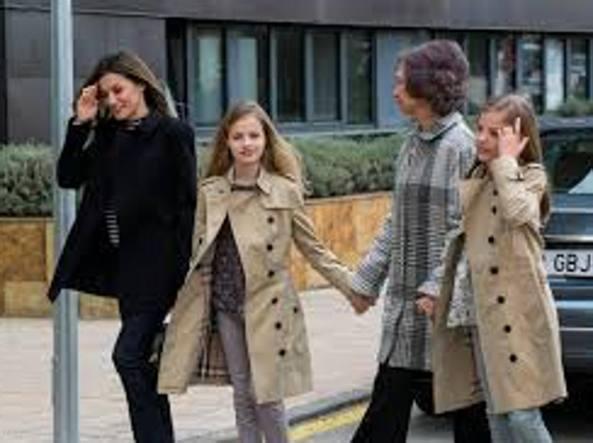 Spagna, alta tensione tra la regina Letizia e la suocera Sofia