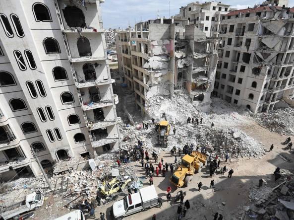 Attacco chimico in Siria: all'Onu circola bozza risoluzione Usa