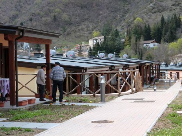 Scossa di magnitudo 4.6 nel centro Italia