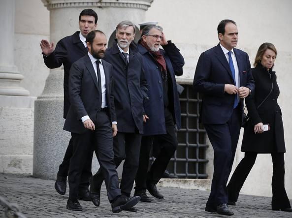 Martina su Di Maio e Renzi: