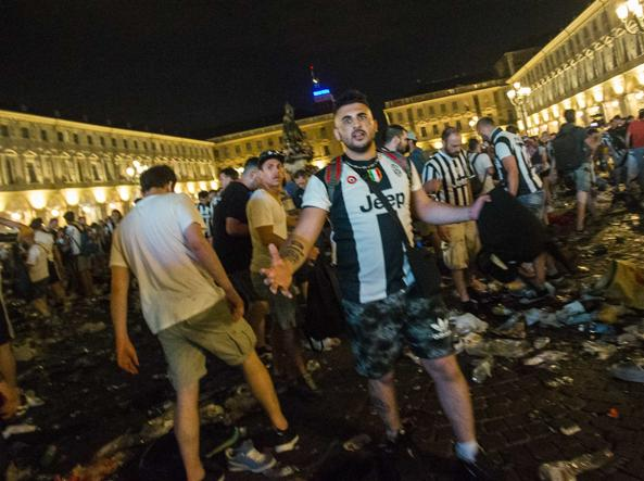 Piazza San Carlo, Torino: Appendino indagata