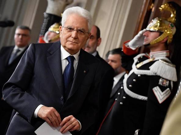 Mattarella 'decide' Tutti i nomi in pole