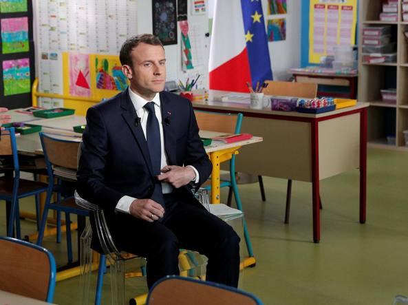 Francia, Macron prova a conquistare la Chiesa. E la Gauche insorge