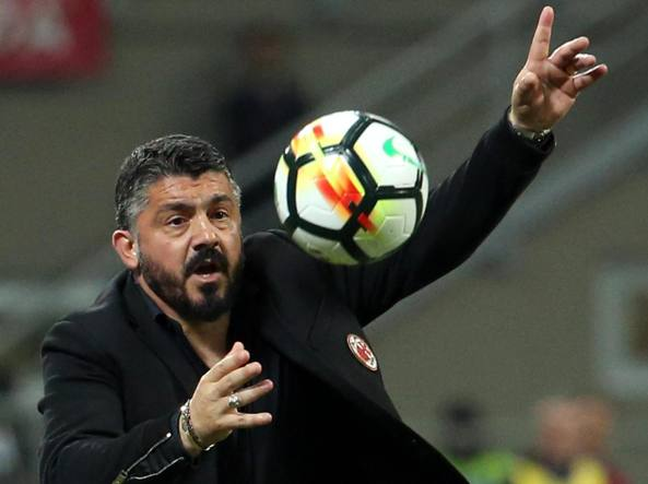 Milan-Napoli, Gattuso: