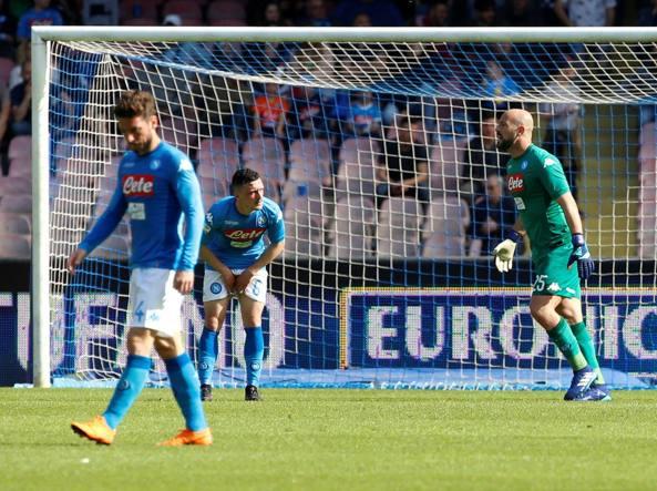 Milan-Napoli 0-0, miracolo di Donnarumma nel recupero