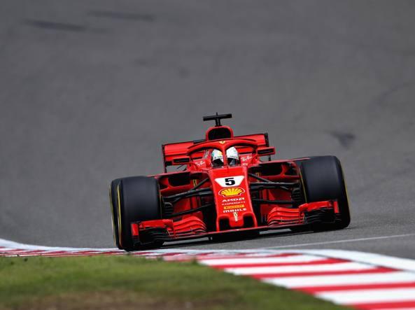 FORMULA 1. Nel Gp della Cina trionfa Ricciardo. Solo ottavo Vettel