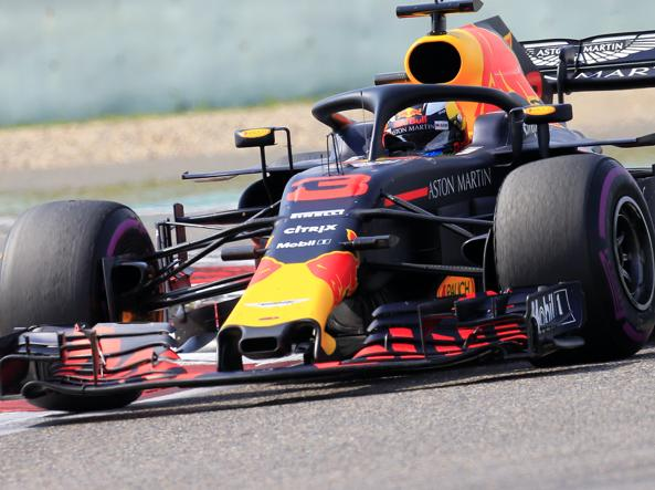 Gp Cina, Vettel: