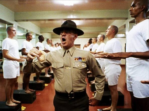 E' morto R. Lee Ermey, l'iconico sergente Hartman di Full Metal Jacket