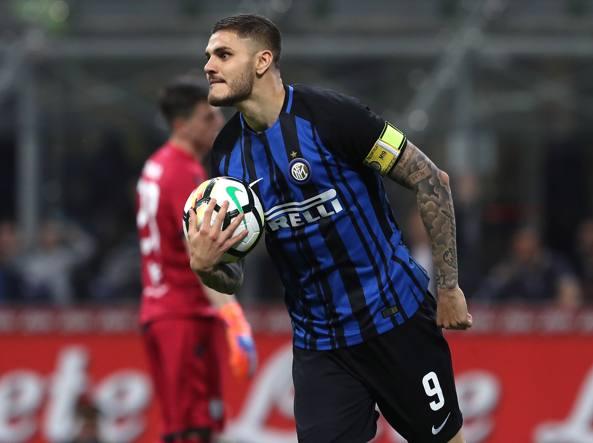 Serie A, video gol: Inter-Cagliari 4-0, le immagini