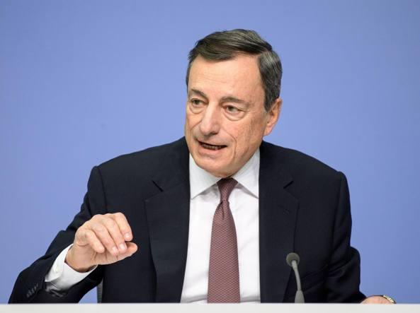 Draghi, stimoli monetari Bce ancora necessari
