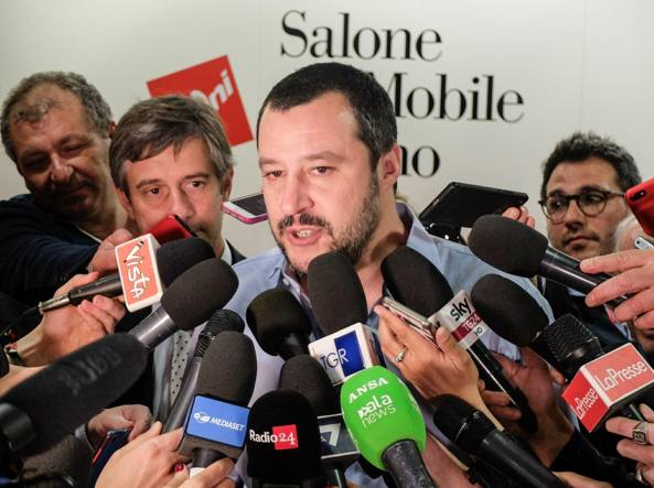Governo: Salvini, no a Pd, si cominci a lavorare con centrodestra-M5S