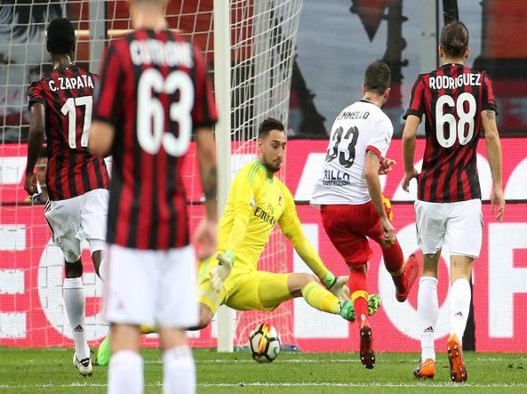Milan 'stregato': figuraccia a San Siro contro il Benevento