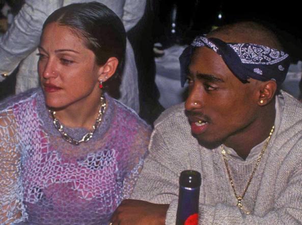 Madonna perde la causa con Tupac