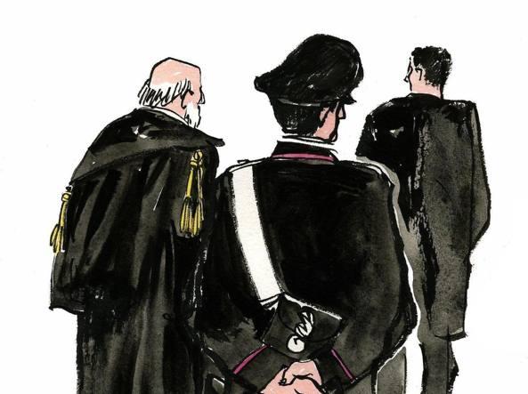 Illustrazione di Fabio Sironi
