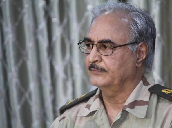 Il generale Haftar è tornato in Libia dopo la misteriosa malattia