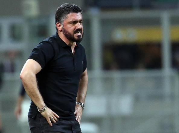 Gattuso furioso: