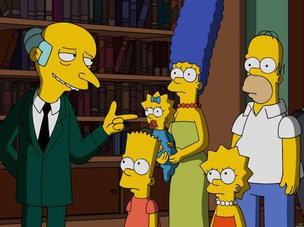 I Simpson è la serie tv americana più longeva