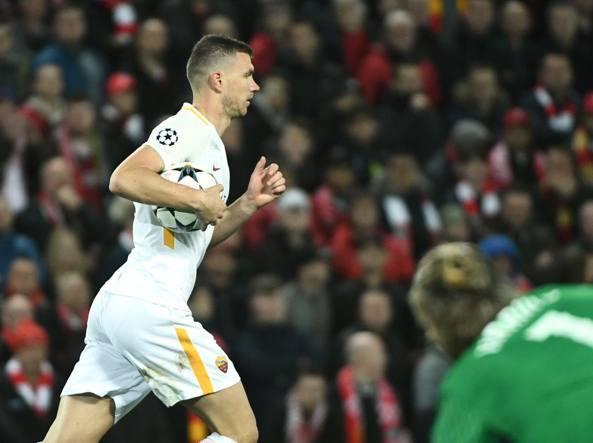 Champions League, le probabili formazioni di Roma-Liverpool