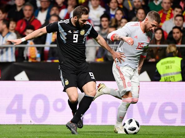 Mondiali 2018, Sampaoli a Torino: incontro con Higuain e Dybala