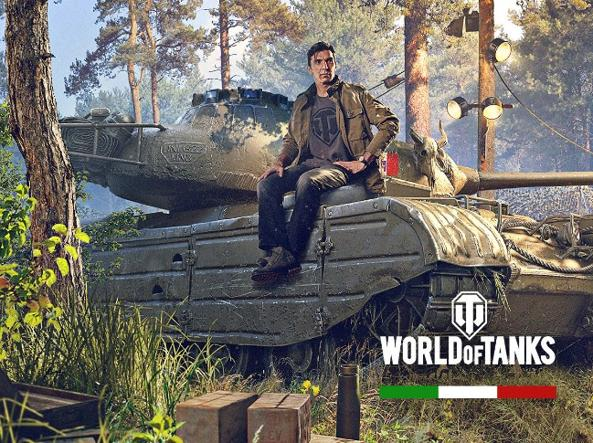 Buffon nuovo testimonial di World of Tanks, guiderà i carri italiani