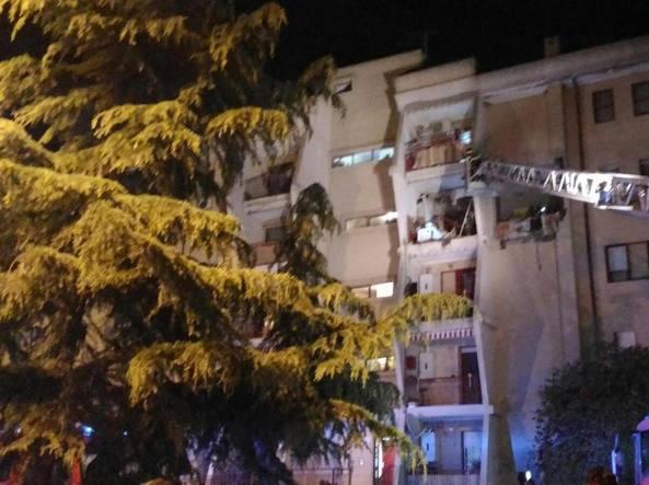 Crotone. Esplosione a Lampanaro: morti Rita Murgeri e Saverio Romano