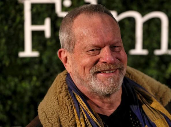 Terry Gilliam, ictus a Londra: niente Festival di Cannes