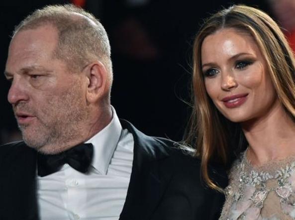 La moglie di Weinstein rompe il silenzio: non sapevo nulla