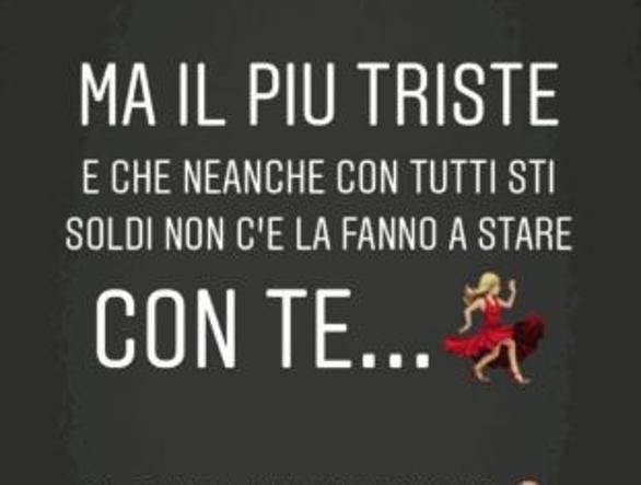 Balotelli, scontro su Instagram con la ex compagna Fanny