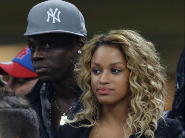 Mario Balotelli contro Fanny: lite furibonda e insulti