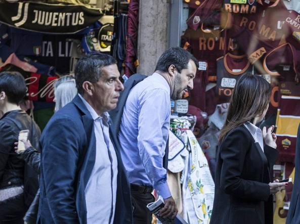 Né nomi, né programmi Di Maio e Salvini non sbloccano lo stallo