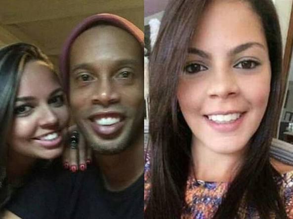 Ronaldinho ad agosto si sposerà con due donne