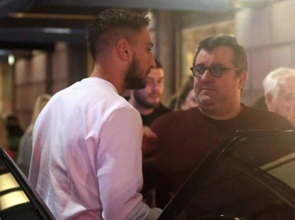 Napoli, Raiola: 'Insigne capitano del Napoli? Lui è pronto e la città?'