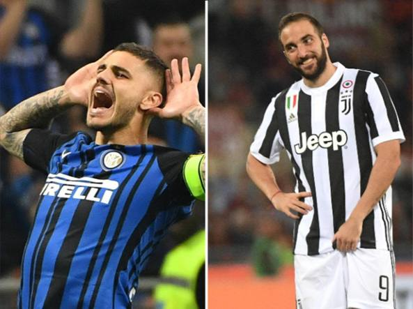 Juve, c'è un piano per scippare Icardi all'Inter