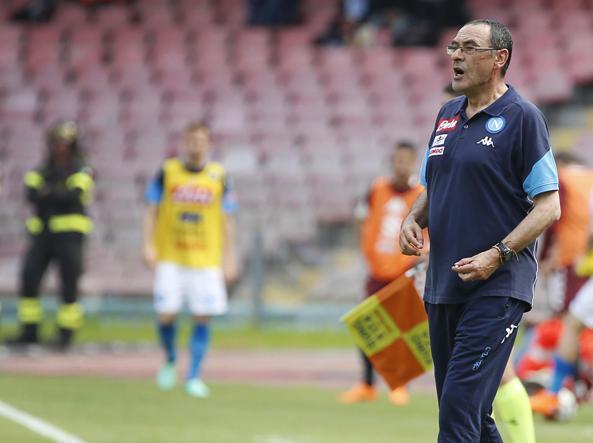 Sarri: no del Chelsea a causa degli insulti omofobi a Mancini