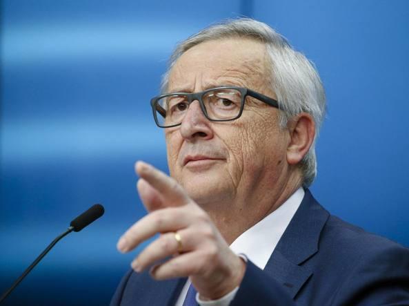 Juncker, protezionismo, ora contromisure