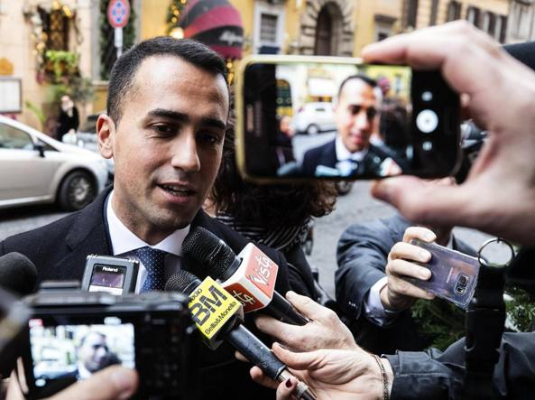 "Di Maio: ""Jobs Act va rivisto, supereremo la Fornero con la quota 100"""
