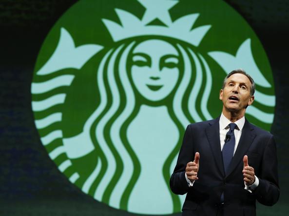 Ticinonline - Howard Schultz saluta Starbucks