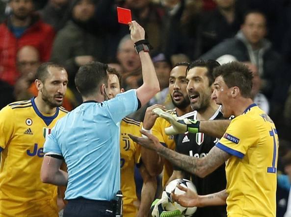 La Uefa squalifica Buffon per i fatti di Madrid. Adesso il PSG…