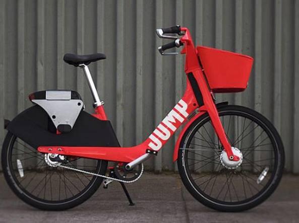 Uber porta bici elettriche a Berlino,prossimi mesi in Europa - Eco Mobilità