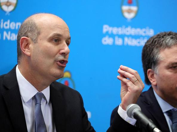 Argentina, accordo Fmi da 50 mld di dlr